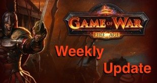 Weekly Update Banner