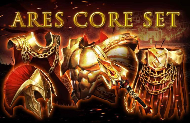 ares core set